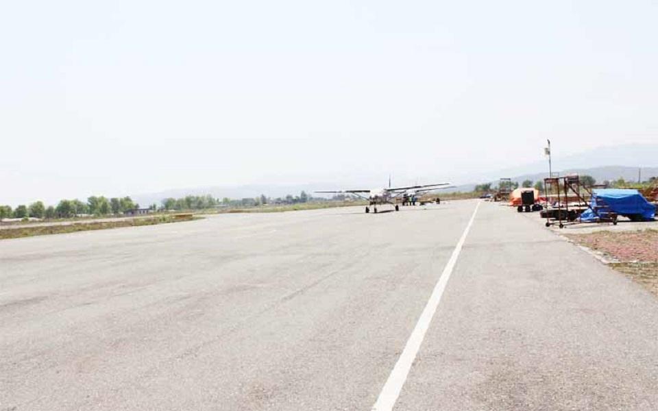 सुर्खेत विमानस्थल विस्तार गर्ने बाटो खुल्यो, ३० विगाह जग्गा अधिग्रहण गरिँदै