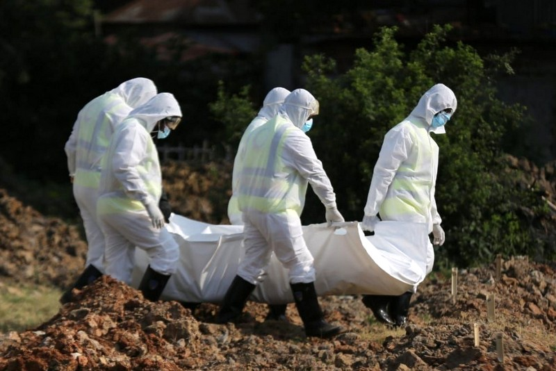 एकै दिन अमेरिकामा चार हजारभन्दा बढी कोरोना संक्रमितको मृत्यु