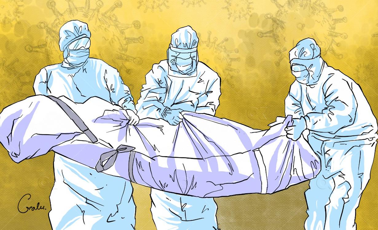 दैलेखमा कोरोना सङक्रमण बाट मत्यु हुनेको संख्या २० पुग्यो