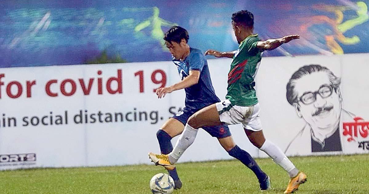 बंगलादेशलाई शृंखला