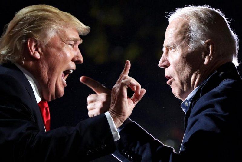 अमेरिकामा राष्ट्रपतिको निर्वाचन, ट्रम्प र बाइडेन कर्डा प्रतिष्पर्धा