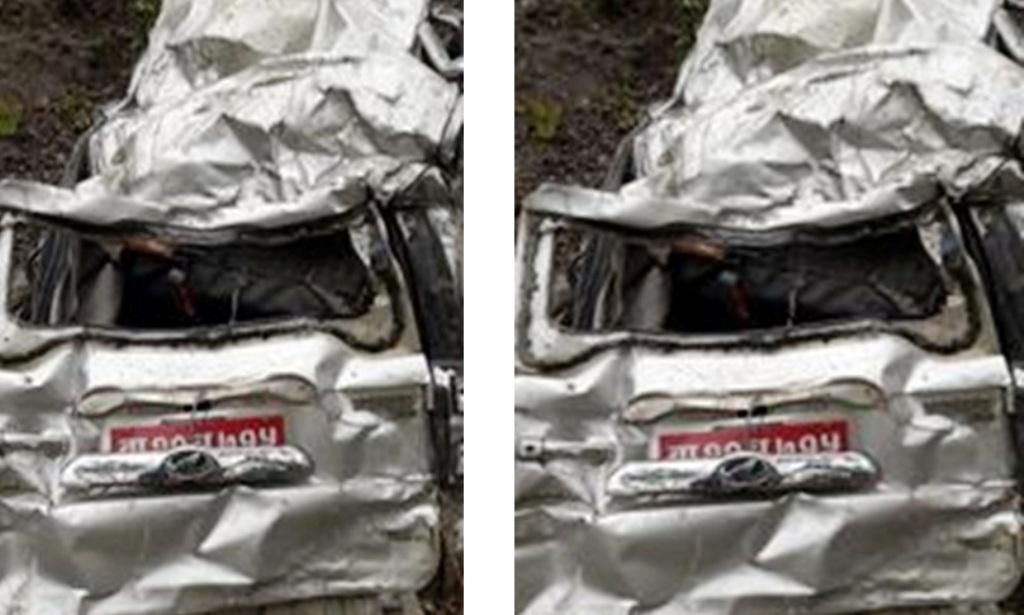 कर्णाली राजमार्गमा जीप दुर्घटना ,दुईको  मृत्यु